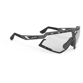 Rudy Project Defender Lunettes, pyombo matte/black - impactx photochromic 2 black